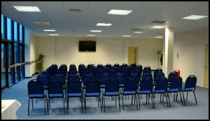 Stafford Beacon Conference Centre - Tower Room - Meeting space for up to 120 delegates